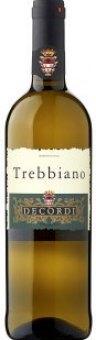 Víno Trebbiano Marche Decordi