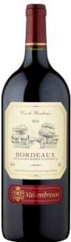 Víno červené Bordeaux Valombreuse