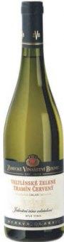 Víno Veltlínské červené rané a Tramín červený Cuvée Morava Zámecké vinařství Bzenec