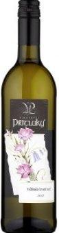 Víno Veltlínské rané Vinařství Přítluky