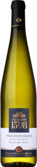 Víno Veltlínské zelené 1508 Zámecké vinařství Bzenec
