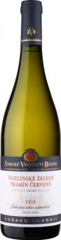 Víno Veltlínské zelené a Tramín červený Cuvée Morava classic Zámecké vinařství Bzenec