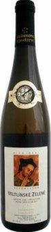 Víno Veltlínské zelené Adámkovo vinařství - pozdní sběr