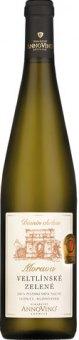 Víno Veltlínské zelené Vinařství Annovino Lednice - pozdní sběr