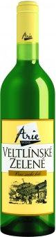 Víno Veltlínské zelené Arie