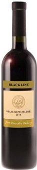 Víno Veltlínské zelené Black Line JM Vinařství Dolany