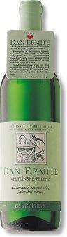 Víno Veltlínské zelené Dan Ermite Znovín Znojmo