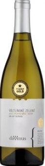 Víno Veltlínské zelené Davinus - pozdní sběr