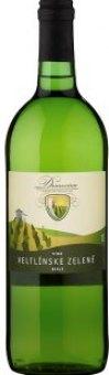 Víno Veltlínské zelené Domovina