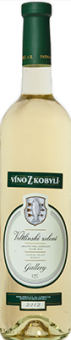 Víno Veltlínské zelené Gallery Víno z Kobylí
