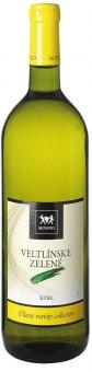 Víno Veltlínské zelené Movino