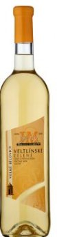 Víno Veltlínské zelené Rodinné Vinařství Spěvák