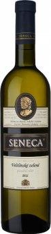 Víno Veltlínské zelené Seneca Zámecké vinařství Bzenec - pozdní sběr