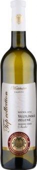 Víno Veltlínské zelené Top Collection Vinařství Mutěnice - kabinetní