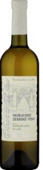 Víno Veltlínské zelené Vinařská Brána Vinařství Velké Pavlovice