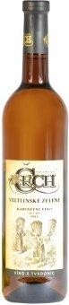 Víno Veltlínské zelené Vinařství Čech - kabinetní