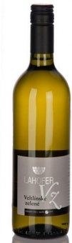 Víno Veltlínské zelené Vinařství Lahofer - kabinetní