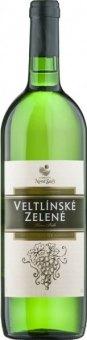 Víno Veltlínské zelené Vinařství Nové Sady