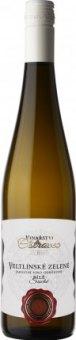 Víno Veltlínské zelené Vinařství Ostrovec