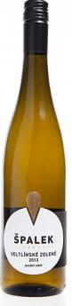 Víno Veltlínské zelené Vinařství Špalek - přívlastkové