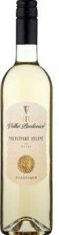 Víno Veltlínské zelené Vinium Classique Velké Pavlovice