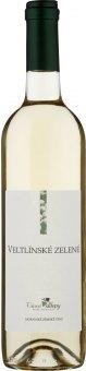 Víno Veltlínské zelené Vinné sklepy Velké Bílovice