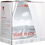 Víno Veltlínské zelené Wine in box Vinařství Vajbar - bag in box
