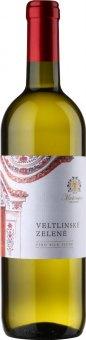 Víno Veltlinské zelené Žudro Vinařství Mutěnice