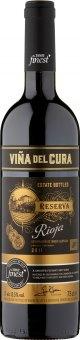 Víno Vińa del Cura Reserva Rioja Tesco Finest
