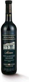 Víno Vinařství Kolonáda Valtice