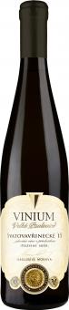 Víno Vinium Exclusive Velké Pavlovice - pozdní sběr