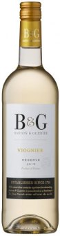 Víno Viognier Reserve B&G