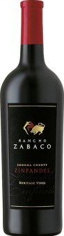 Víno Zinfandel Gallo Rancho Zabaco