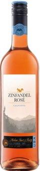 Víno Zinfandel Rosé California Cimarosa