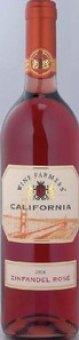Víno Zinfandel rose Farmers