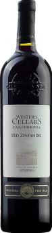 Víno Zinfandel Western Cellars