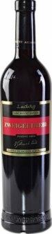 Víno Zweigeltrebe Archivní sklep Vinařství Ludwig - pozdní sběr