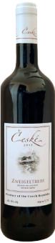 Víno Zweigeltrebe České vinařství Chrámce