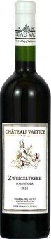 Víno Zweigeltrebe Chateau Valtice - pozdní sběr