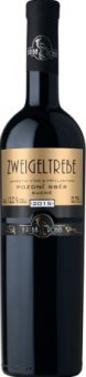 Víno Zweigeltrebe Hřiba & Robek - pozdní sběr