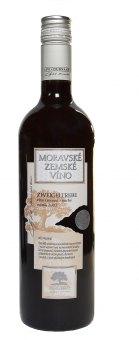 Víno Zweigeltrebe Livi Dubňany - moravské zemské