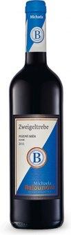Víno Zweigeltrebe Michaela Balounová - pozdní sběr