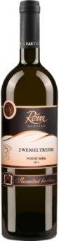 Víno Zweigeltrebe Réva Rakvice - pozdní sběr