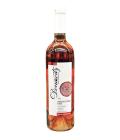 Víno Zweigeltrebe rosé Donawitz Mikrosvín Mikulov - pozdní sběr