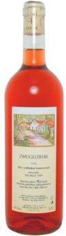 Víno Zweigeltrebe rosé Vinařství František Mádl - kabinetní
