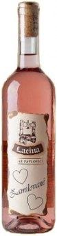Víno Zweigeltrebe rosé Vinařství Lacina