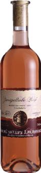 Víno Zweigeltrebe Rosé Vinné sklepy Lechovice - zemské