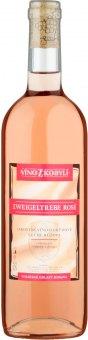 Víno Zweigeltrebe Rosé Víno z Kobylí