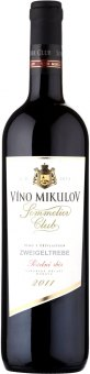 Víno Zweigeltrebe Sommelier Club Víno Mikulov - pozdní sběr