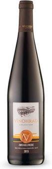 Víno Zweigeltrebe Vinofol - pozdní sběr